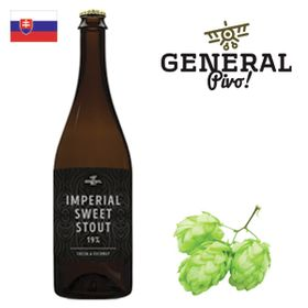 General Imperial Sweet Stout 750ml